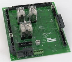 RAYPAK 601752 PC BOARD