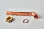 Embassy 60310002 Curved 3/4 in. copper pipe