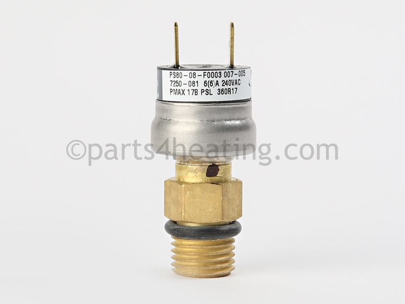 Munchkin 7250P-081 Water Pressure Switch - Parts4heating.com