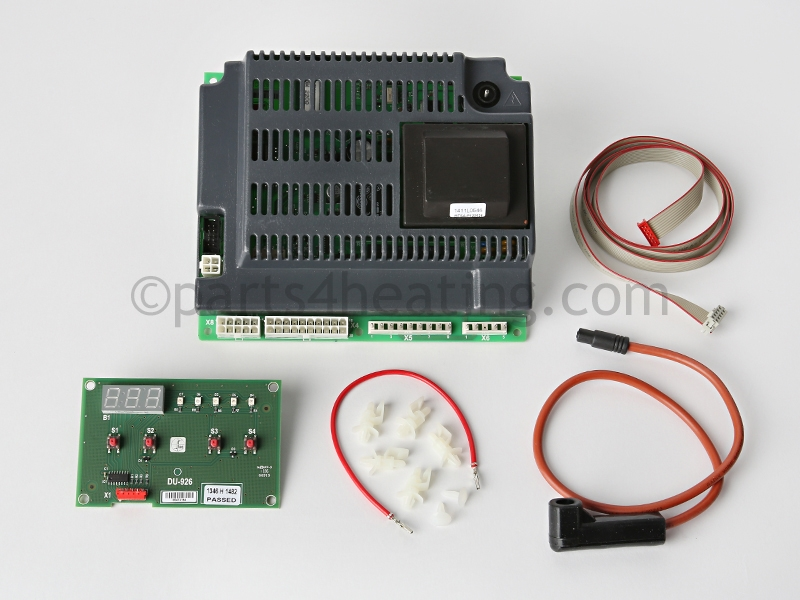 HTP Munchkin 80M, 7250P-731-80M Revision 1 Control - Parts4heating.com