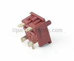 Baxi 8434550 SELECTOR SWITCH (4 POSITION)