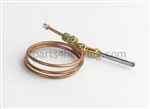 Reznor F 84761 Thermocouple, 24 in., #K15FA-24D