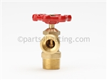 Crown Boiler 95-041 3/4 in. NPT BOILER DRAIN VALVE