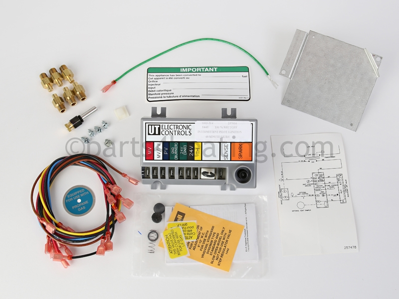 99252 2?1435641069 reznor 99252 conversion kit, f, b, fe, be, 100 125 66,94 reznor fe 100 wiring diagram at reclaimingppi.co