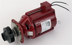 TACO PRO-FIT BRG-C-100 Pump Assy less volute, 1/4 HP