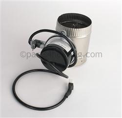 Parts4heating Com Lochinvar Drh2935 Flue Damper 075 135