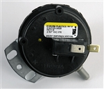 "Endura Plastics ES21550468 Pressure Switch, 2.50"" WC PR Mount Diaphram Vertica"