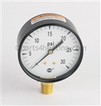 ECR GA-003.00 Steam Pressure Gauge  (Utica)