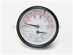 Lochinvar GTP2900 TRIOMETER GAUGE 75# PSI, ALL