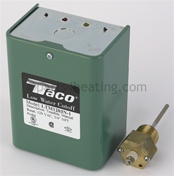"TACO LTM1203N-1 Manual Reset, 120 VAC, 3/4"", NPT Probe"