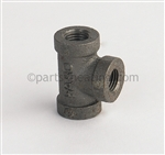 Utica PF-025.01 PIPE FIT TEE 1/4 IN.