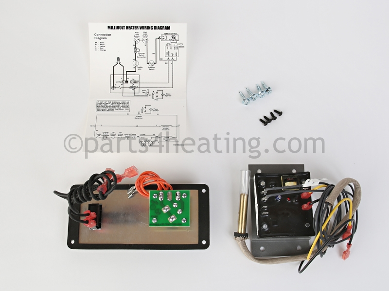 Parts4heating Com  Teledyne Laars R0058200 Pool Heater