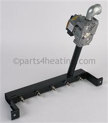 Parts4heating Com Teledyne Laars R0394103 Manifold Gas