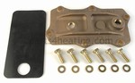 LAARS R20150100 Machined Bronze Rear Header Cover