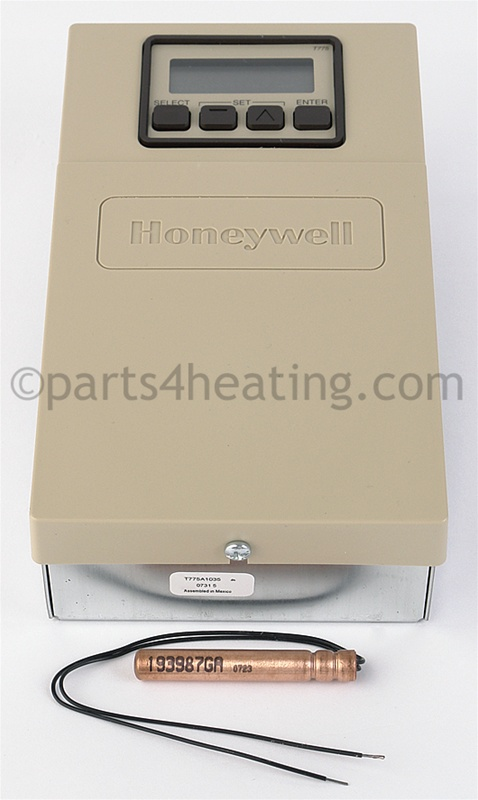 parts4heating com honeywell t775a1035 operating control 4 stage rh parts4heating com honeywell t775 manual operation honeywell t775 manual