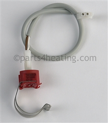 "Tasseron TSCOAXO Water temperature sensor and clamp with 12"" leads"