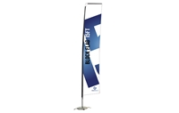 15 ft. - L Block Flag