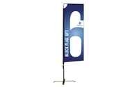 Block Flag - XS 6FT