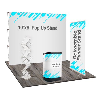 10ft Pop up - show deal 1b