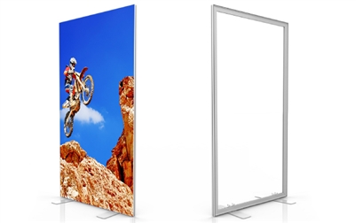 SEG System -D40- 4x8ft - Single side graphic package