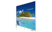 SEG D80 10x8ft - Double side graphic only