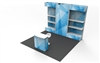 B33102 Linear Booth 10x10 ft - Full Package