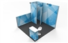 B33104 Linear Booth 10x10 ft - Full Package