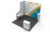 B33111 Linear Booth 10x10 ft - Full Package