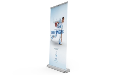2AL Deluxe banner stand