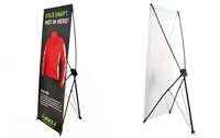 X - Banner Stand Single-Sided - 32x72""