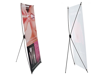 ECO X - Banner Stand - 32x60""