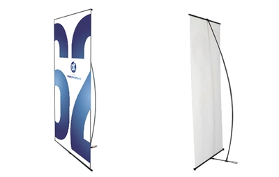 L - Banner single sided, ECO type