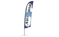 Feather Flag Kit - L 16.5ft