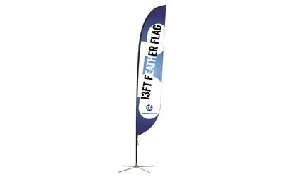 Feather Flag Kit - M 13ft