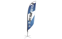Feather Flag Kit - S 11.5ft