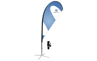 Teardrop Flag Kit - S 8ft