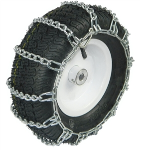 12 x 3.50 x 6 Two Link Snow Chains