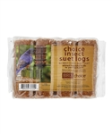 Insect Suet Logs by Birds Choice - SALE PRICE, Limited Quantities!
