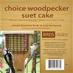 Woodpecker Suet Cake