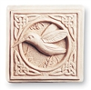 Celtic Hummingbird Plaque