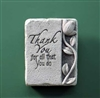 Thank You MIni Plaque