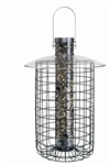 "Sunflower Domed Feeder - 20""Caged"