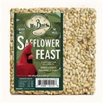 Mr. BIrd's Safflower Feast