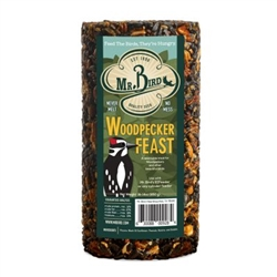 Mr. Bird's Woodpecker Feast Cylinder