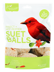 Insect and Hot Pepper Suet Balls