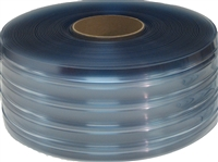 "Offset Ribbed Standard Clear  12"" x .110 x .310"