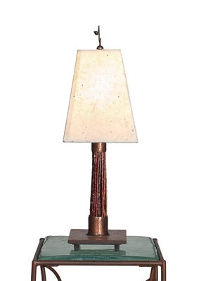 Primal Twigs Red Cedar Lamp