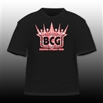 Aztec Crown Walkout Tee by Brawlin