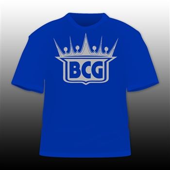 BCG Crown Walkout Tee by Brawlin