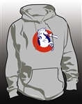 Orange Crush Hoodie by Brawlin
